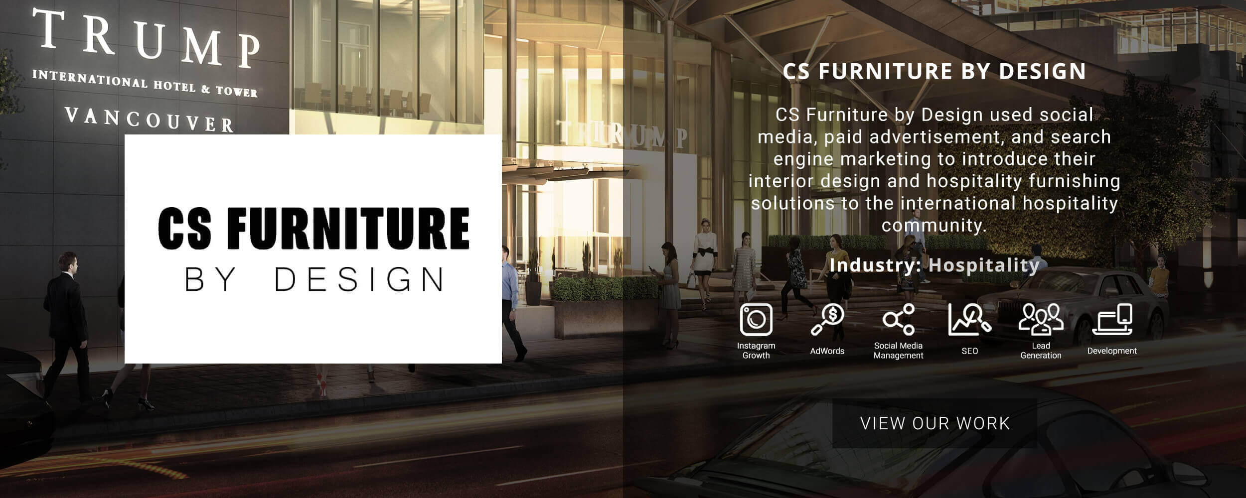 CS Furniture by Design Case Study