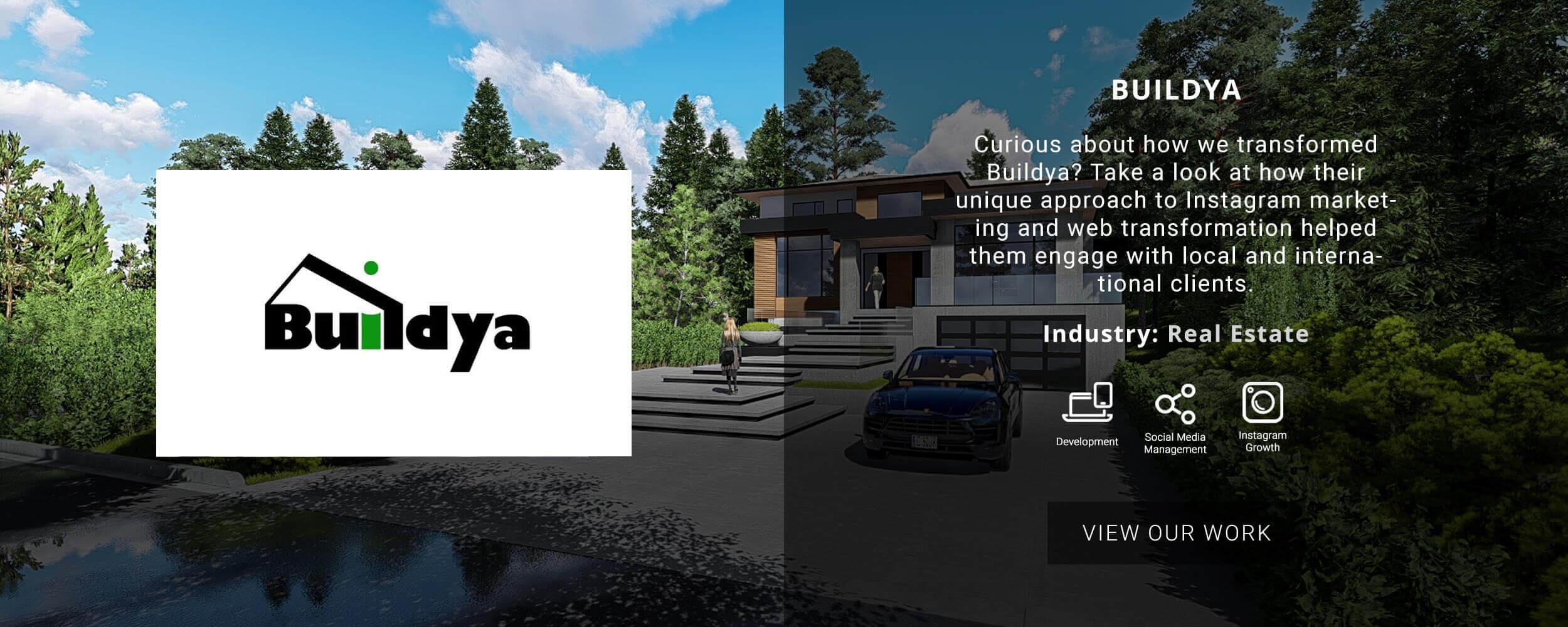 Buildya Case Study