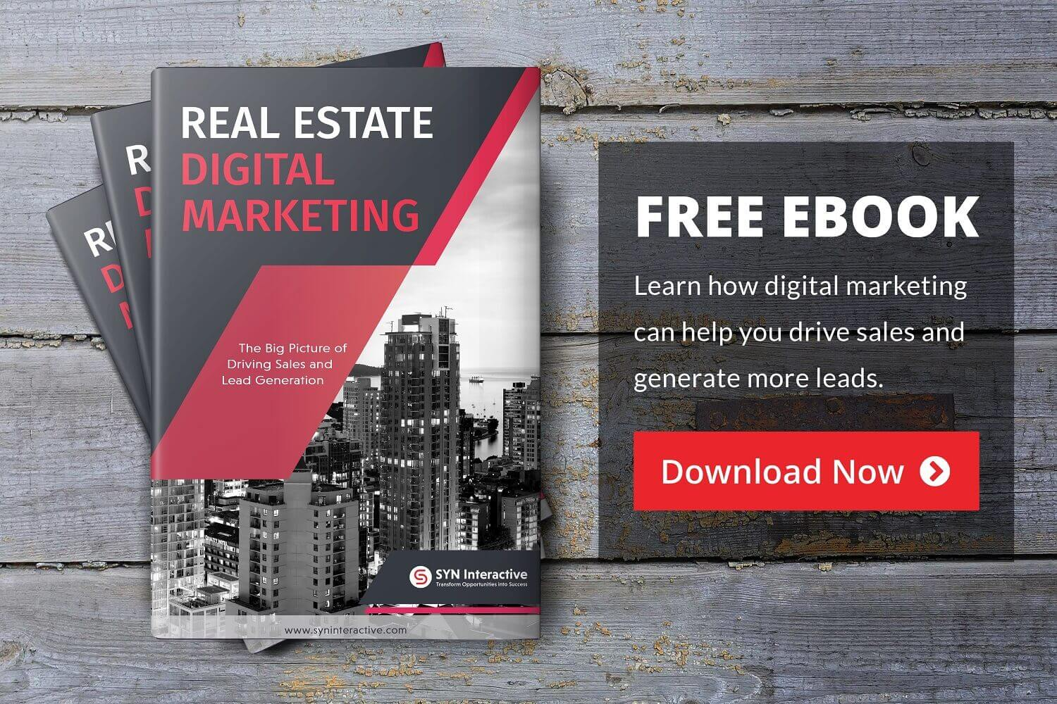 Real Estate Digital Marketing Ebook