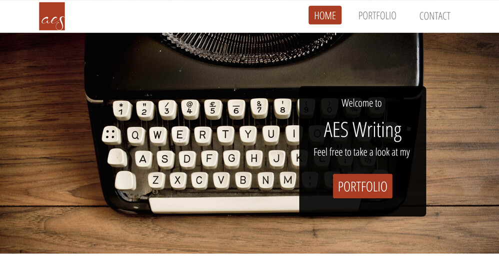 AES Writing