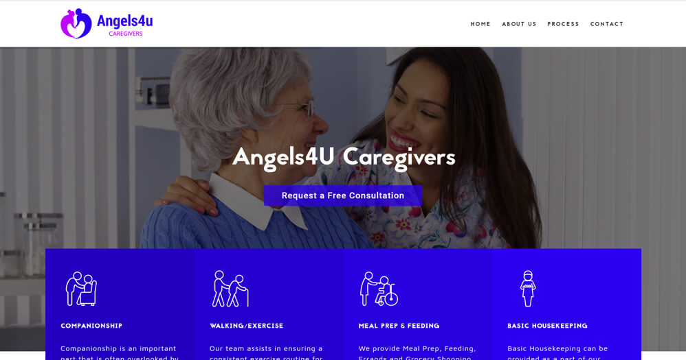 Angels4U Caregivers