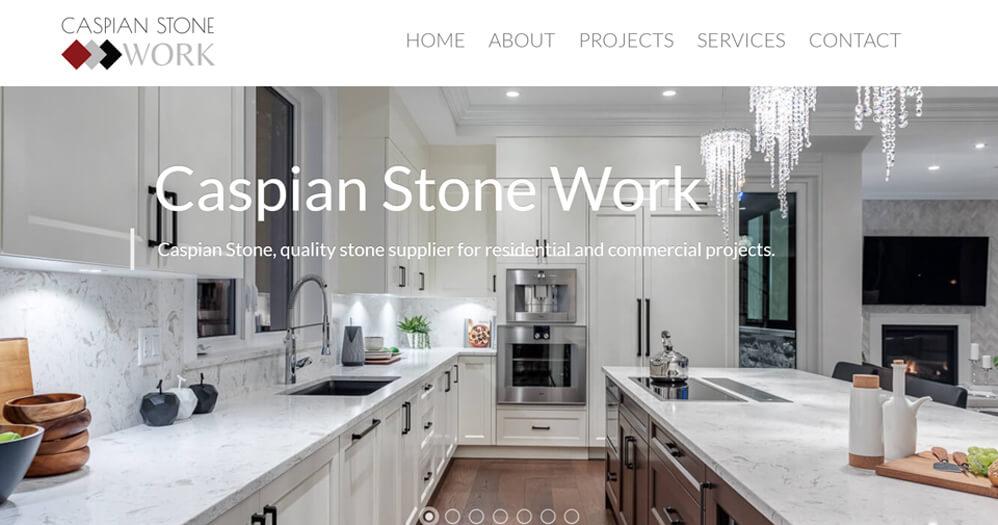 Caspian Stone