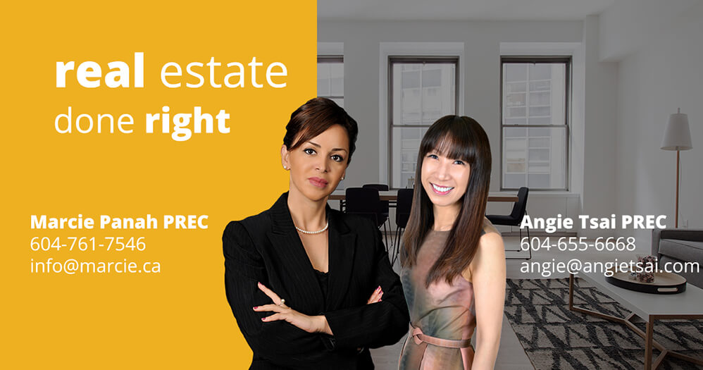 Marcie Panah & Angie Tsai