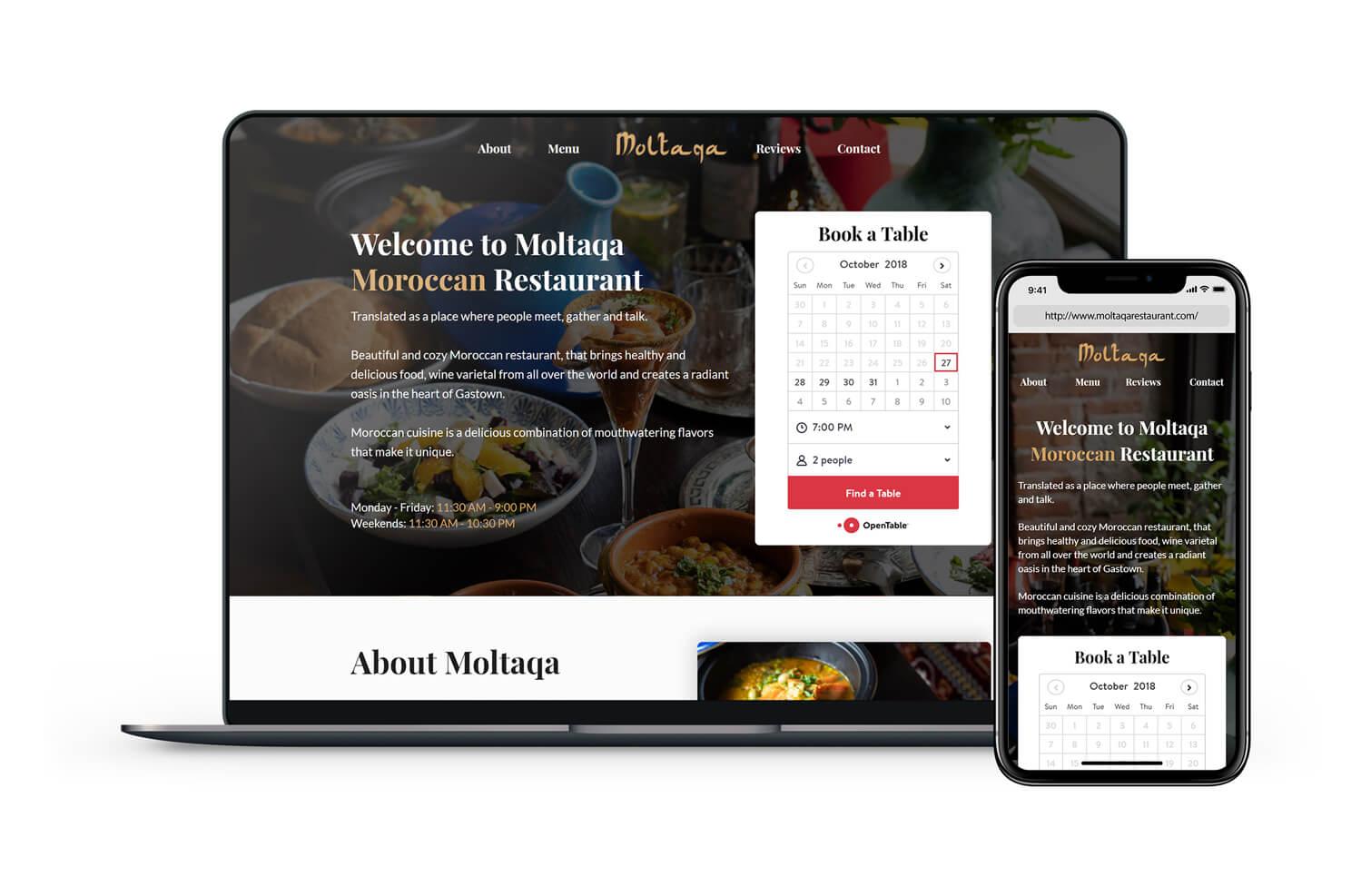 Moltaqa Moroccan Restaurant
