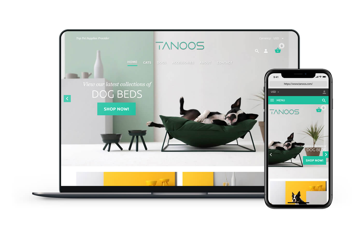 Tanoos Pet Products