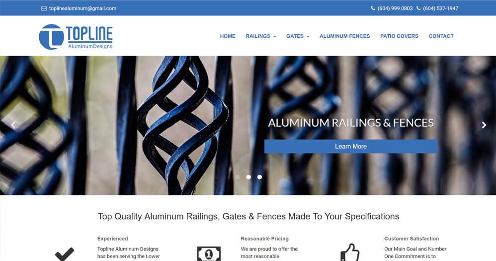 Top Line Aluminum